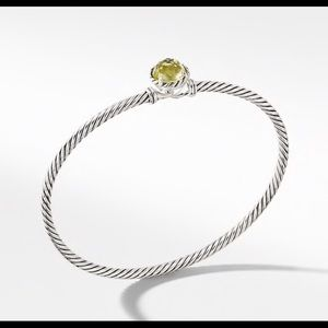 David Yurman Châtelaine bracelet